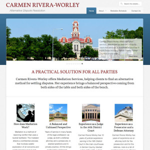 Carmen Rivera-Worley Mediation