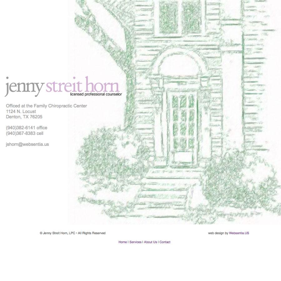 Jenny Streit-Horn, LPC