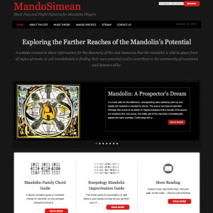 MandoSimean Website