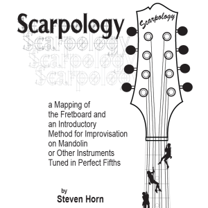Scarpology - Mandolin Improvisation