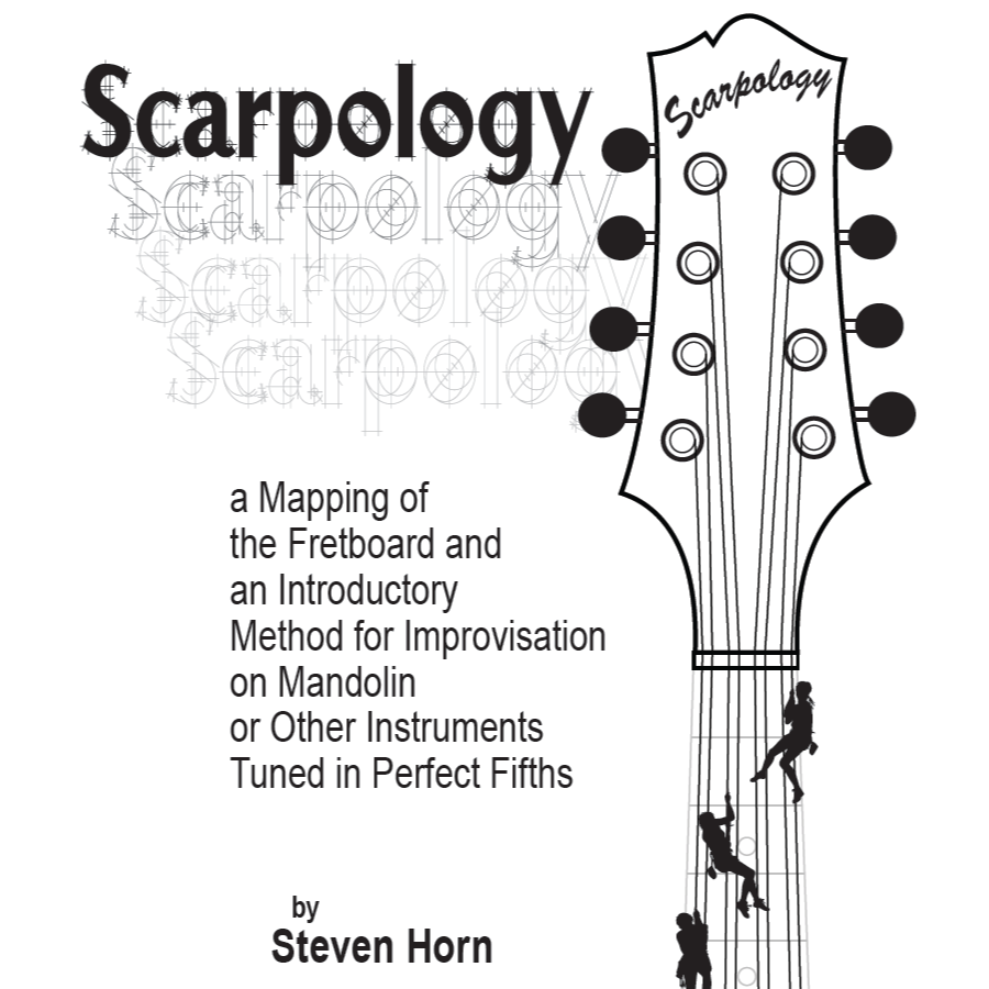 Scarpology - Mandolin Improvisation
