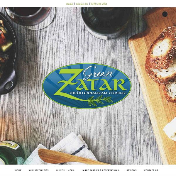 Green Zatar Restaurant