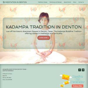 Meditation in Denton