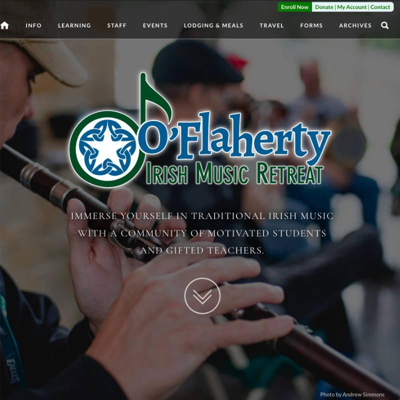 O'Flaherty Irish Retreat